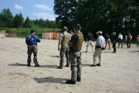 Police Tactical Training - Security Courses and Security Training